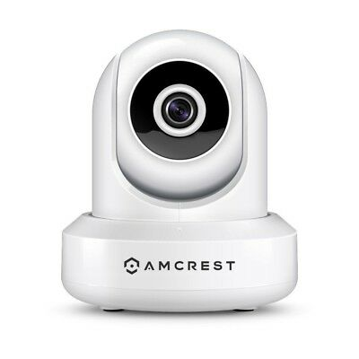 Amcrest ProHD White 1080P HD Wireless IP Network Security Camera Refurbished
