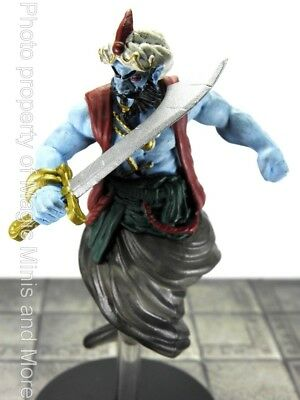 Rage Demons DJINN #32 Icons of the Realms D&D large miniature Dungeons Dragons