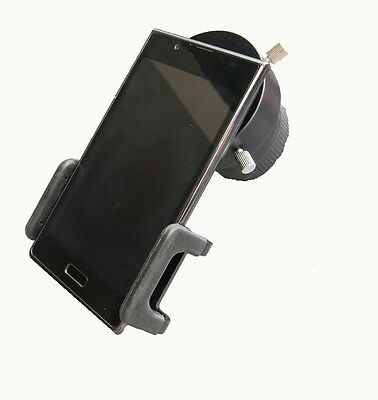 UNIVERSAL SMARTPHONE HALTER -59mm Ring Digiscoping-Adapter , SPA-T2 + T2-D59