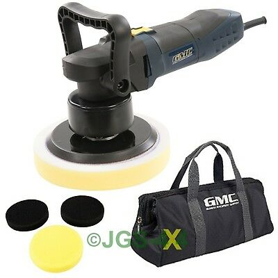Dual Action Car Polisher Bodywork DA Polishing Machine GMC 600W - 673823