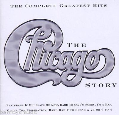 Chicago ( New Cd ) The Chicago Story: The Complete Greatest Hits / Very Best Of