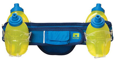 Nathan Speed 4R Bottle Hydration Belt Blue