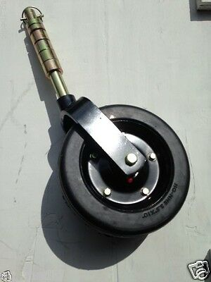 "Complete Bush Hog 10"" X 3.25"" Finish Mower Wheel Assembly 88683"