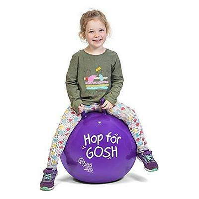 Junior Gosh Space Hopper Special Edition for Great Ormond Street Hospital Purple