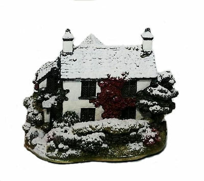 Lilliput Lane - Dove Cottage Grasmere (snowed) NEW  25514