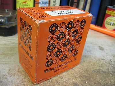 WHITNEY CARTRIDGE CO CORTEZ COLORADO empty 12 GA SHOTGUN SHELL box ORIGINAL