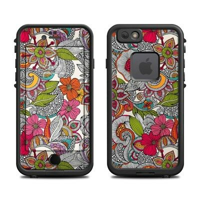 Skin for LifeProof FRE iPhone 6/6S - Doodles Color - Sticker Decal
