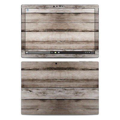 Kindle Paperwhite 2018 Skin Stained Wood by Reclaimed Woods Sticker Decal