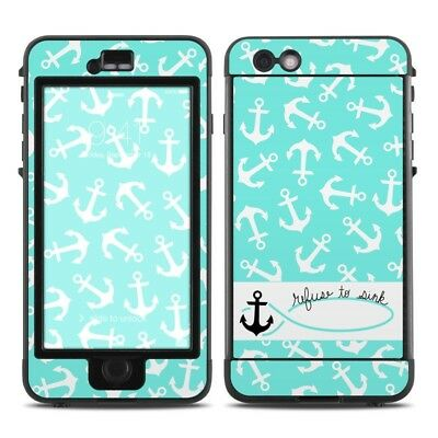 Skin for LifeProof NUUD iPhone 6 Plus/6S Plus - Refuse to Sink - Sticker Decal