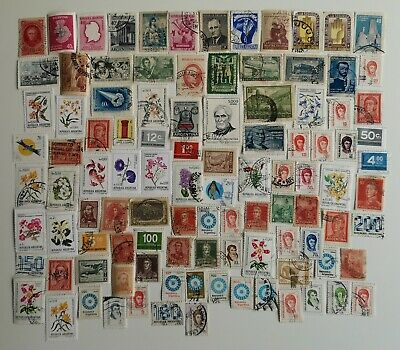 500 Different Argentina Stamp Collection