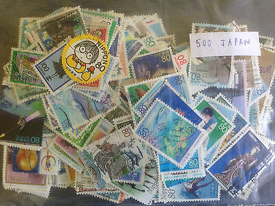 1000 Different Japan Stamp Collection