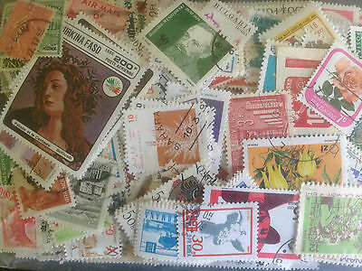 10000 Different Worldwide Stamp Collection