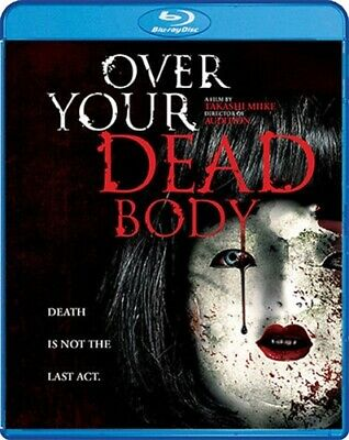 OVER YOUR DEAD BODY New Sealed Blu-ray