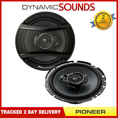 "Pioneer TS-A1333I 3-Way Coaxial Car Door Speakers 13cm 5.25"" Inch 300W"