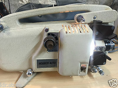Holbeck-Auto 8mm  Projector projecteur Vintage