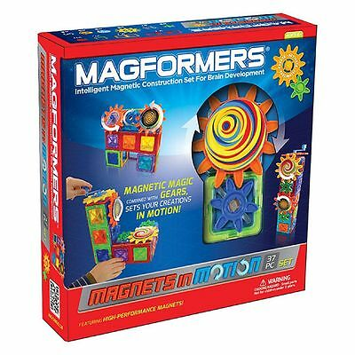Magformers Magnets in Motion Toy