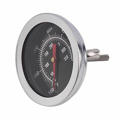 Barbecue BBQ Grill Thermometer Temp Gauge Outdoor Camping Cook Food Tool NC
