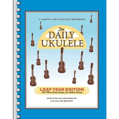 Flea Market Music The Daily Ukulele Songbook Leap Year Edition 366 More Songs