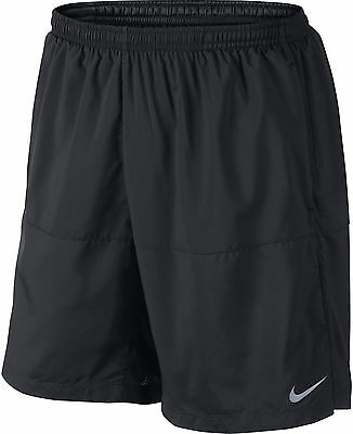 Nike 7 Inch Distance Mens Running Shorts - Black
