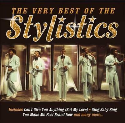 The Stylistics - The Very Best Of The Stylistics Used - Very Good Cd