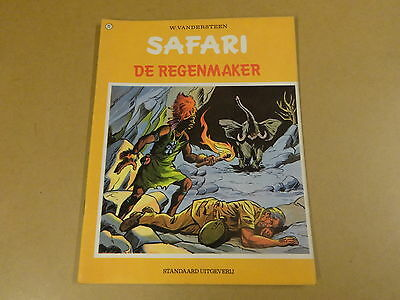 Strip 1° Druk / Safari N° 23 - De Regenmaker