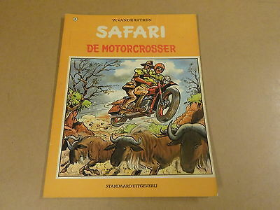Strip 1° Druk / Safari N° 24 - De Motorcrosser