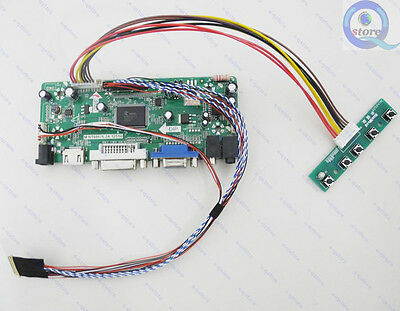NT68676 HDMI+DVI+VGA Driver Converter Board LVDS Kit for LED Panel CLAA156WB11A