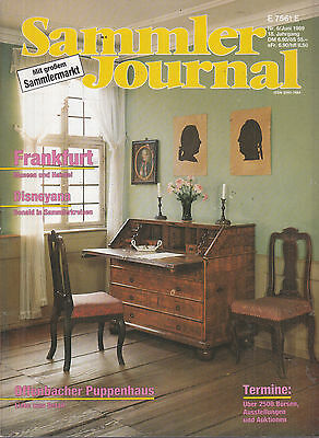 Sammler Journal Nr. 6 1989 / Disneyana