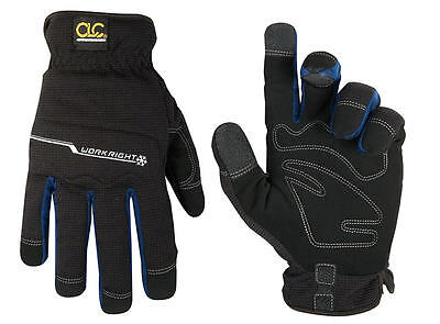 CLC Kunys 3M Thinsulate Thermal Chaud Hiver / Froid Travail Gants XL