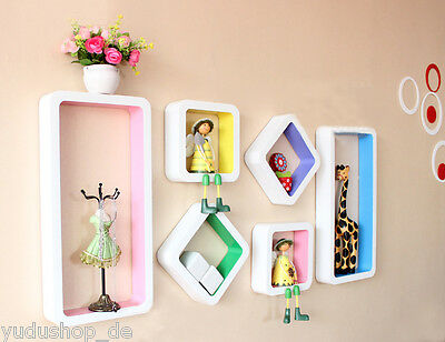 Design Shelf Set Wall Shelf Hanging Shelf Bookcase