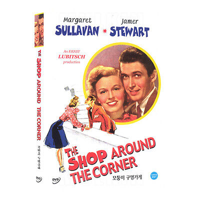 The Shop Around The Corner (1940) DVD - Ernst Lubitsch (*NEW *All Region)