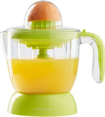 Andrew James Compact Electric Citrus Juicer Fruit Press Extractor 1 Litre Jug