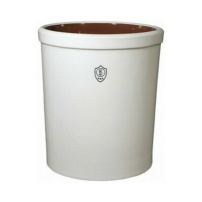 Ohio Stoneware 02450 Bristol Preserving & Storage Crock 5 Gallon Capacity