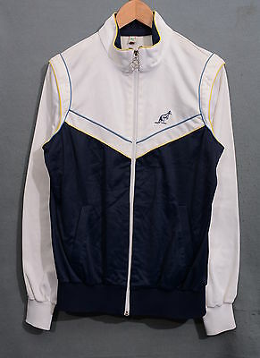 Australian Giacchino Tracktop 80's Casual Vintage Tg 50 A1100