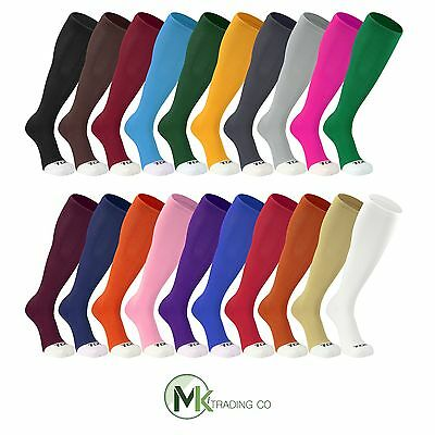 TCK ProSport Elite Tube Knee High Long Socks Baseball Soccer Football NEW