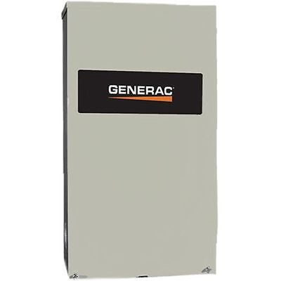 Generac Synergy 200-Amp Automatic Transfer Switch w/ Power Management (Servic...