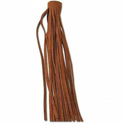 """Soft Suede Fringe For Leather Items Extra Long In 3.5"""" Long Strip"""