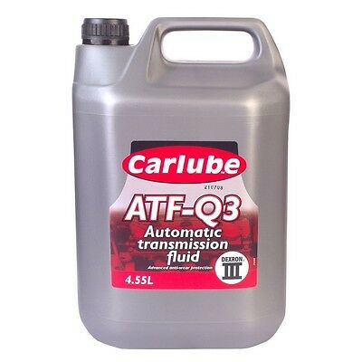 Land Rover Discovery Carlube Dexron III 4.5L Automatic Transmission Oil