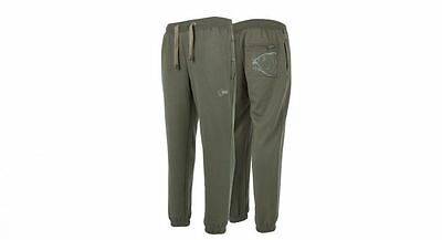 Nash Tackle NEW Carp Fishing Green Tracksuit Jogging Bottoms *All Sizes*