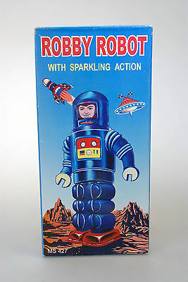 Robby Robot - Made In China