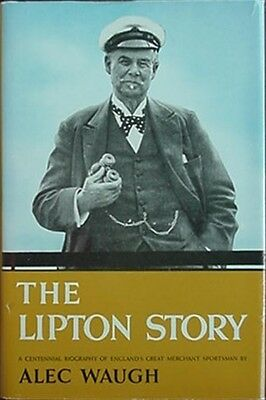 Thomas Lipton Story, 1978 Book (Biography Of Lipton Tea Namesake