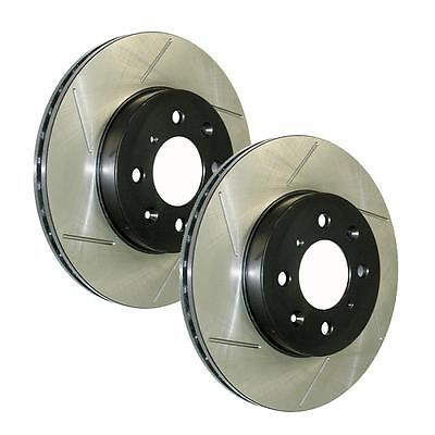 Stoptech Slotted Brake Rotor for 2009-2013 370Z 126.42101SL