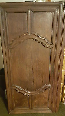 Antique French Armoire Door