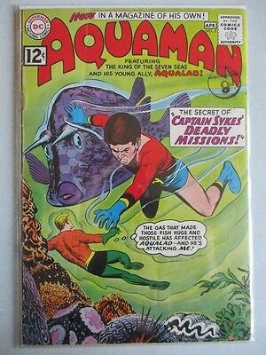 Aquaman Vol. 1 (1962-1978) #2 FN-