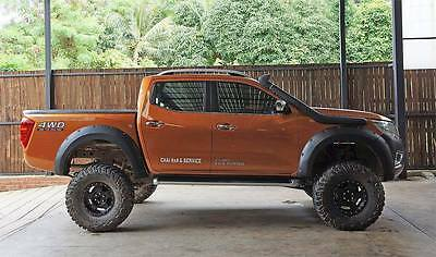 2015 NP300 Nissan Navara Double Cab wide wheel arch/extender/Guard/flares