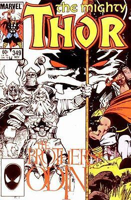 Mighty Thor Vol. 1 (1966-2011) #349