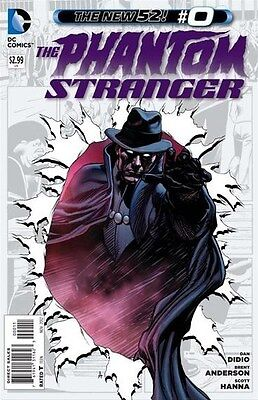 Phantom Stranger Vol. 3 (2012-2014) #0