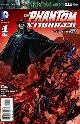 Phantom Stranger Vol. 3 (2012-2014) #1