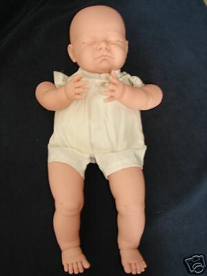 "Berenguer Reborn Doll Kit 105 make your own doll Mary 21"" DISCONTINUED ITEM NEW"