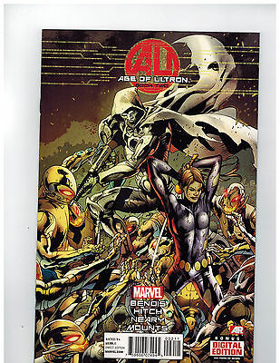 AGE OF ULTRON #2  1st Printing                              / 2013 Marvel Comics